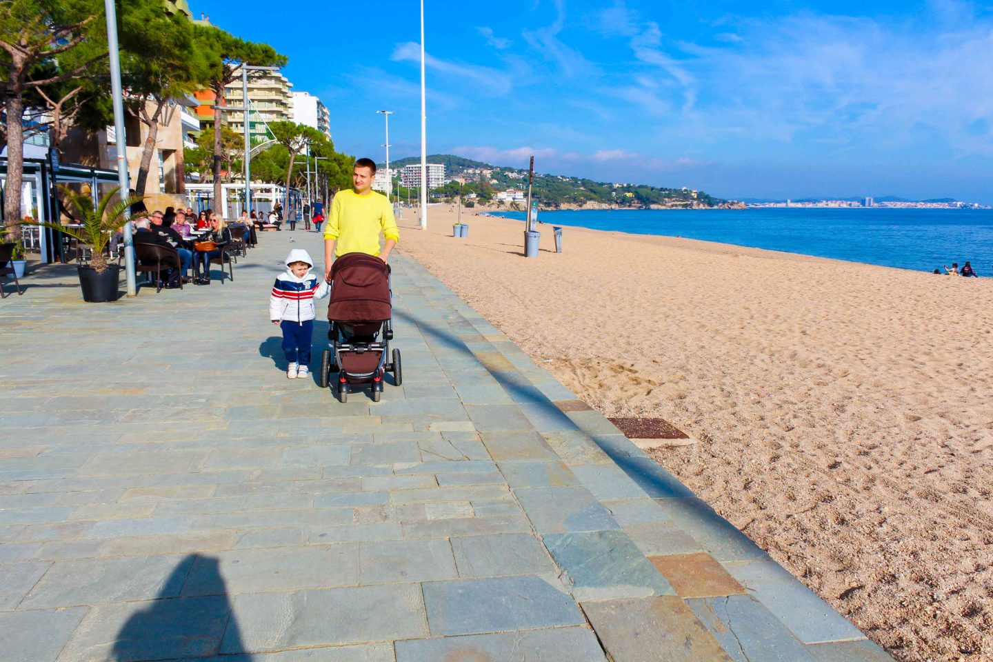 Platja d 39 aro a diamond of costa brava travel family blog - Cases platja d aro ...