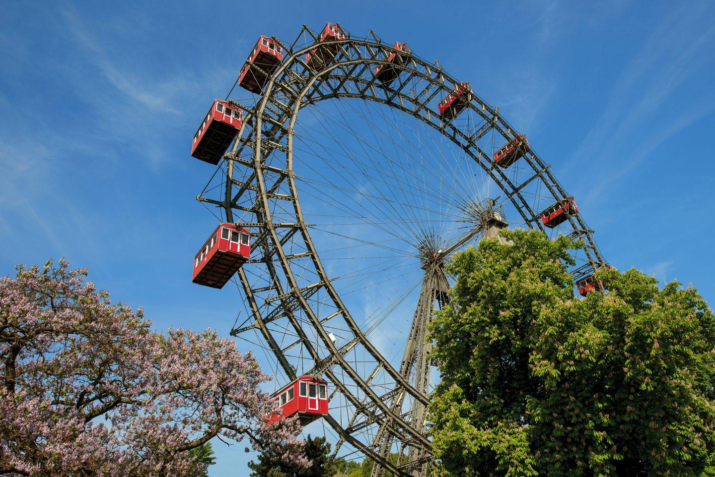 (c) WienTourismus_Christian Stemper_Giant Ferris Wheel