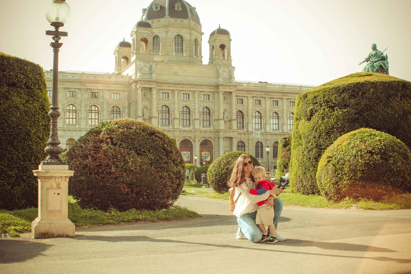 Fam trip to Vienna with Vienna Tourist Board. Family adventures in ...
