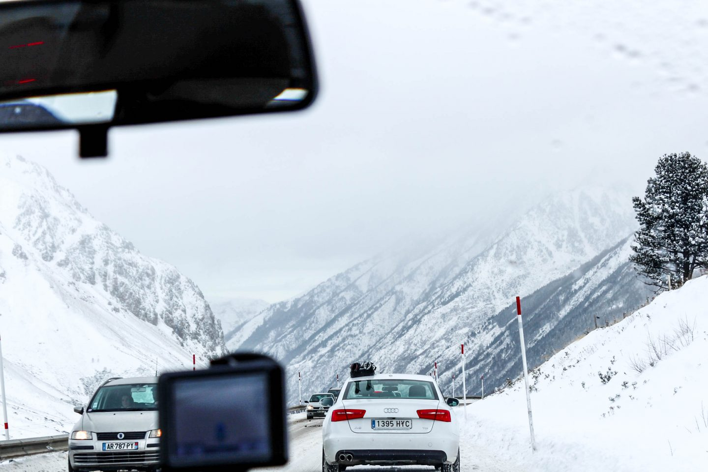 Driving in Andorra