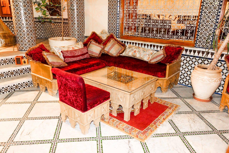 riad borj dhab fez (10)