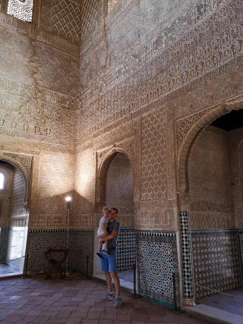 Alhambra with kids, Granada, Spain - Travel Family Blog
